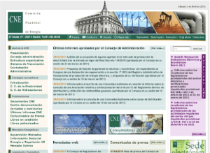 COMISION NACIONAL DE ENERGIA