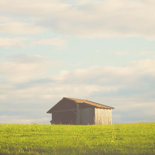 Edificio en su forma más sencilla