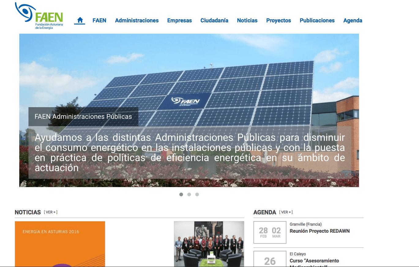 Fundacion Asturiana de la Energía