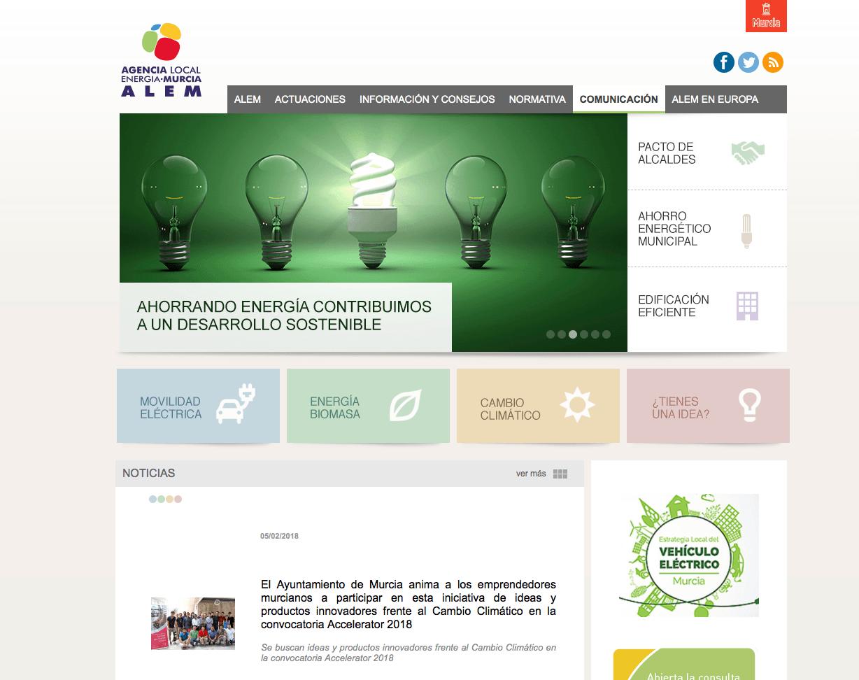 Agencia local de la Energía en Murcia