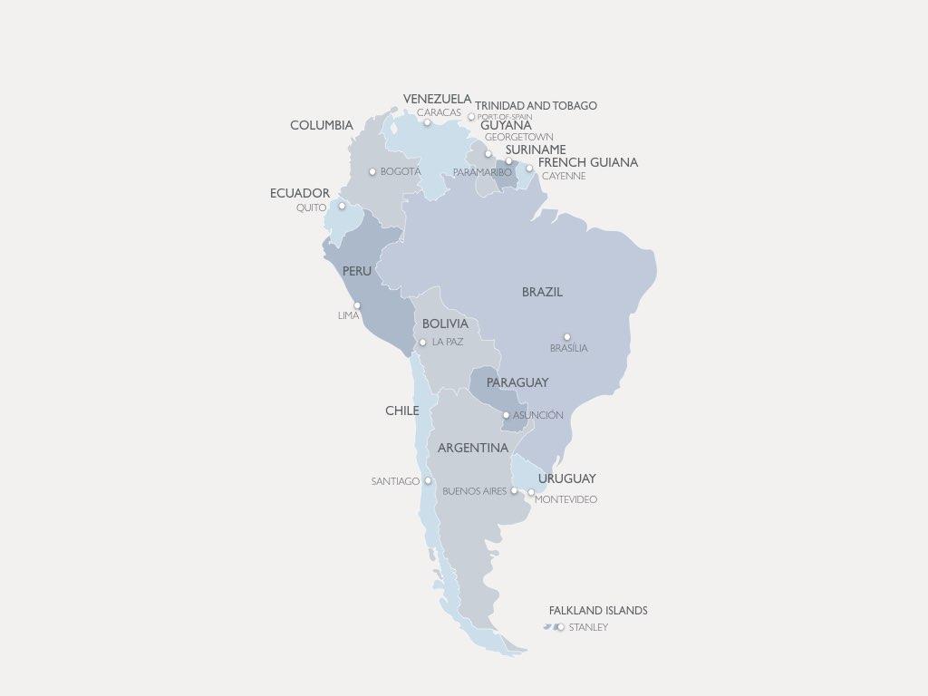 Legislación eficiencia energética sudamérica