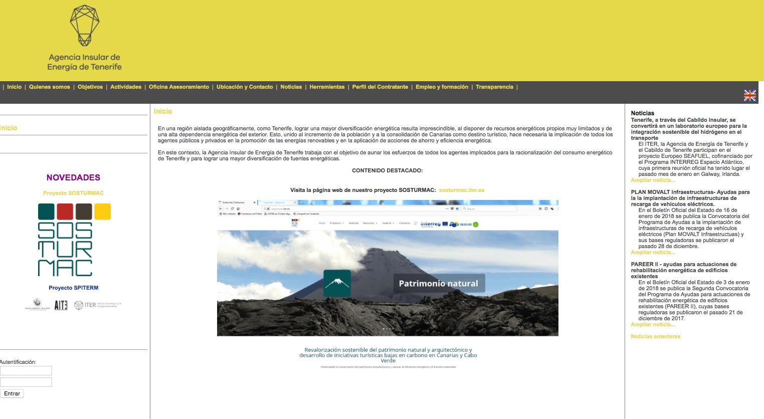 Agencia Insular de la Energía de Tenerife