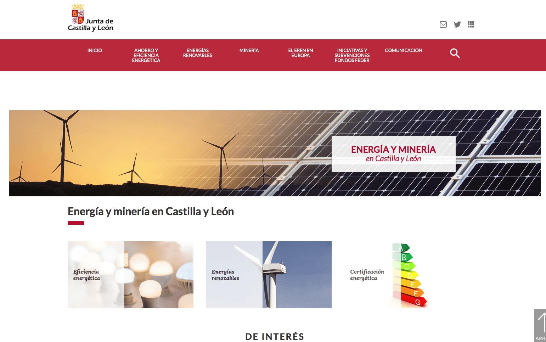 Energia y Minería en Castilla y León