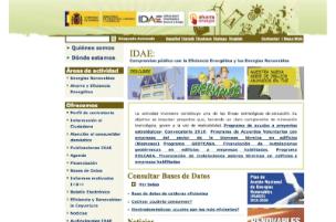 MINISTERIO INDUSTRIA ESPAÑA